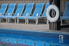 Free Pool Side Stock Images - 5255134