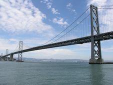 Free Bay Bridge Stock Images - 5255274