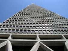 Free Transamerica Building San Francisco, California Royalty Free Stock Image - 5255296