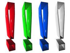 Free Symbol 3D Group Stock Photos - 5256293