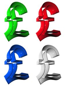 Free Symbol 3D Group Stock Photo - 5256330