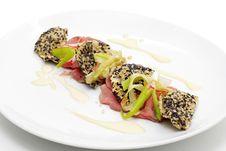 Free Veals Sashimi. Royalty Free Stock Photo - 5256445
