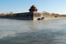 Free Turret, Forbidden City Stock Photos - 5256563