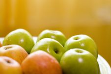 Free Apples Stock Photography - 5256862