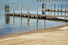 Free Boat Ramps Stock Photo - 5256870