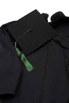 Graduation Robe Stock Photos