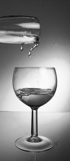 Free Water To Glass Stock Image - 5257161