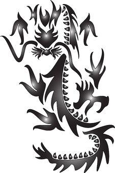Free Dragon Stock Photos - 5257163
