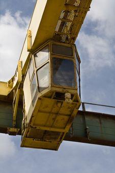 Free Industrial Crane Stock Photo - 5257330