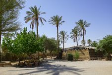 Free Bedouin Village Royalty Free Stock Images - 5257369