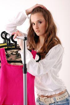 Free Clothing Dilemma Stock Photography - 5257802