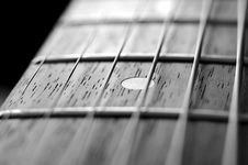 Free Guitar Neck Stock Photo - 5257860