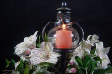 Free Peach Lighting Royalty Free Stock Photos - 5258638