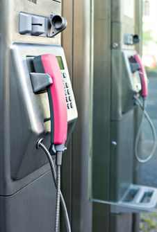 Free Payphone Stock Photos - 5259833
