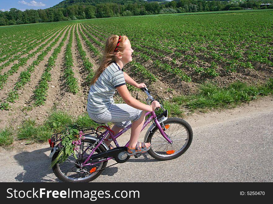 Village ride