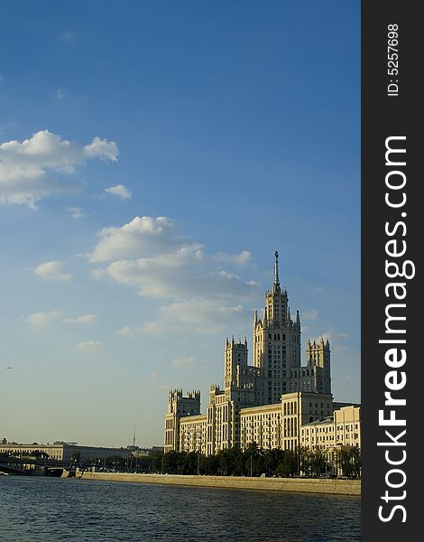 Moscow high 3