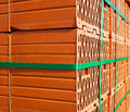 Free Stack Of Bricks For The Construction Stock Photo - 52520890