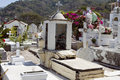 Free Mexican Cemetary. Stock Image - 5260201