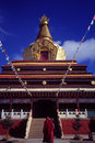 Free Golden Pagoda Stock Images - 5260484
