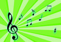 Free Music Notes Stock Photo - 5260610