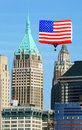 Free Lower Manhattan Skyline, NYC Royalty Free Stock Photos - 5264488