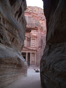 Free Petra, Jordan Royalty Free Stock Images - 5260429