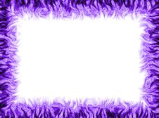 Free Flames Frame Royalty Free Stock Photo - 5260555