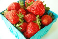 Free Strawberries Stock Photography - 5261542
