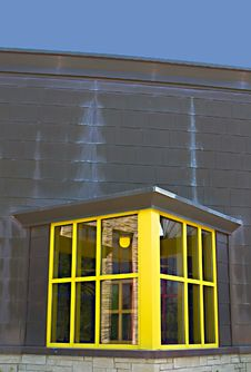 Free Yellow Window Stock Images - 5262014