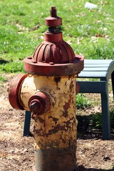 Free Fire Hydrant Stock Photography - 5262102