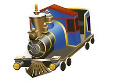 Free Head_Mine Train Royalty Free Stock Photo - 5262165