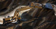 Free Excavator Stock Photography - 5262652