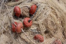 Free Fishing Net Stock Photo - 5262720