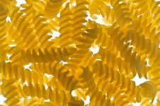 Free Fusilli Pasta Royalty Free Stock Photos - 5263008