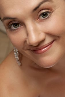 Free Bride Face Stock Images - 5263344