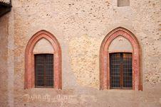 Free Gothic Windows Royalty Free Stock Photography - 5263787