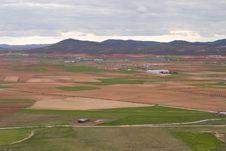 Free Spanish Valley Stock Image - 5263931
