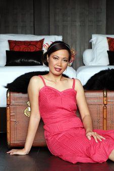 Free Thai Woman Stock Photos - 5263943