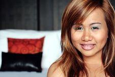 Free Thai Woman. Royalty Free Stock Photos - 5264278
