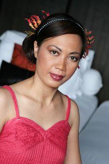 Free Thai Woman. Stock Photos - 5264323
