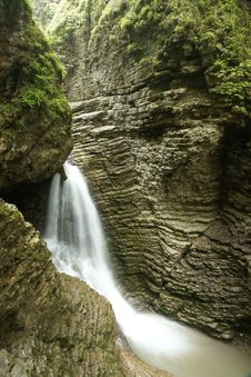 Free Rufabgo Waterfall Royalty Free Stock Images - 5264339