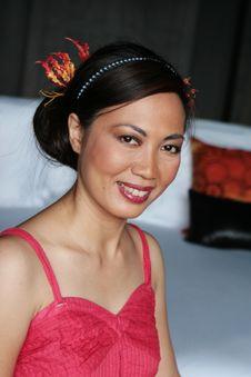 Free Thai Woman Stock Photos - 5264343