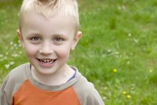 Free Happy Boy Stock Photo - 5264500