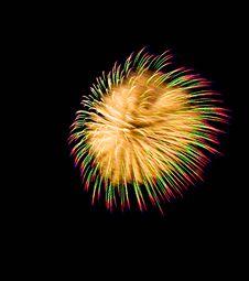 Free Fireworks Stock Photo - 5264590