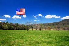 Free The Smoky Mountain National Park Royalty Free Stock Photos - 5264808