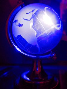 Free The Blue Globe Stock Photos - 5264973