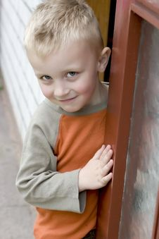 Free Little Boy Stock Images - 5264994