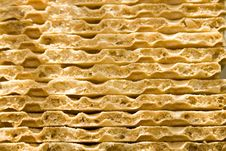 Free Low Fat Crackers Royalty Free Stock Photos - 5265368