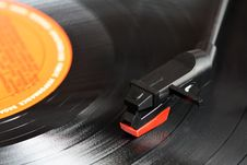 Free Record Player Stock Images - 5265394