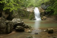 Free Rufabgo Waterfall Royalty Free Stock Photos - 5265498